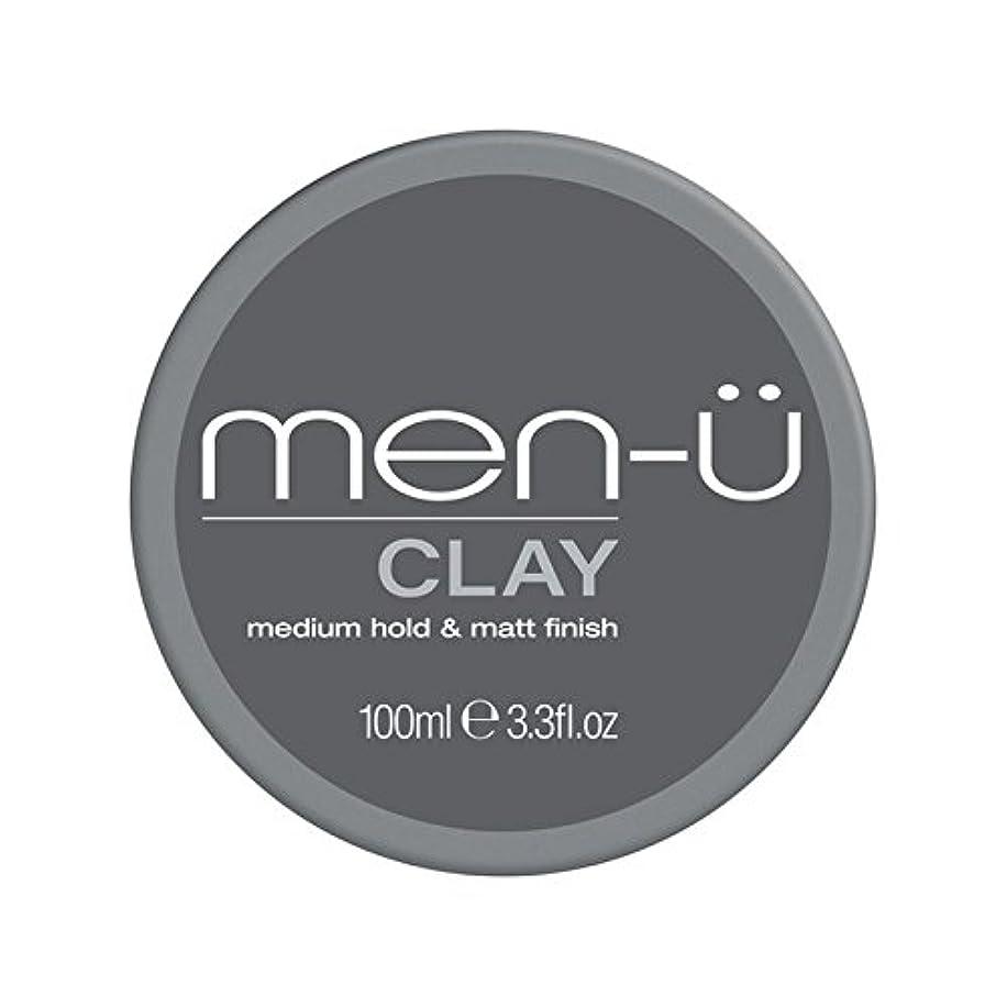 調整入札生物学男性-粘土(100ミリリットル) x4 - Men-? Clay (100ml) (Pack of 4) [並行輸入品]