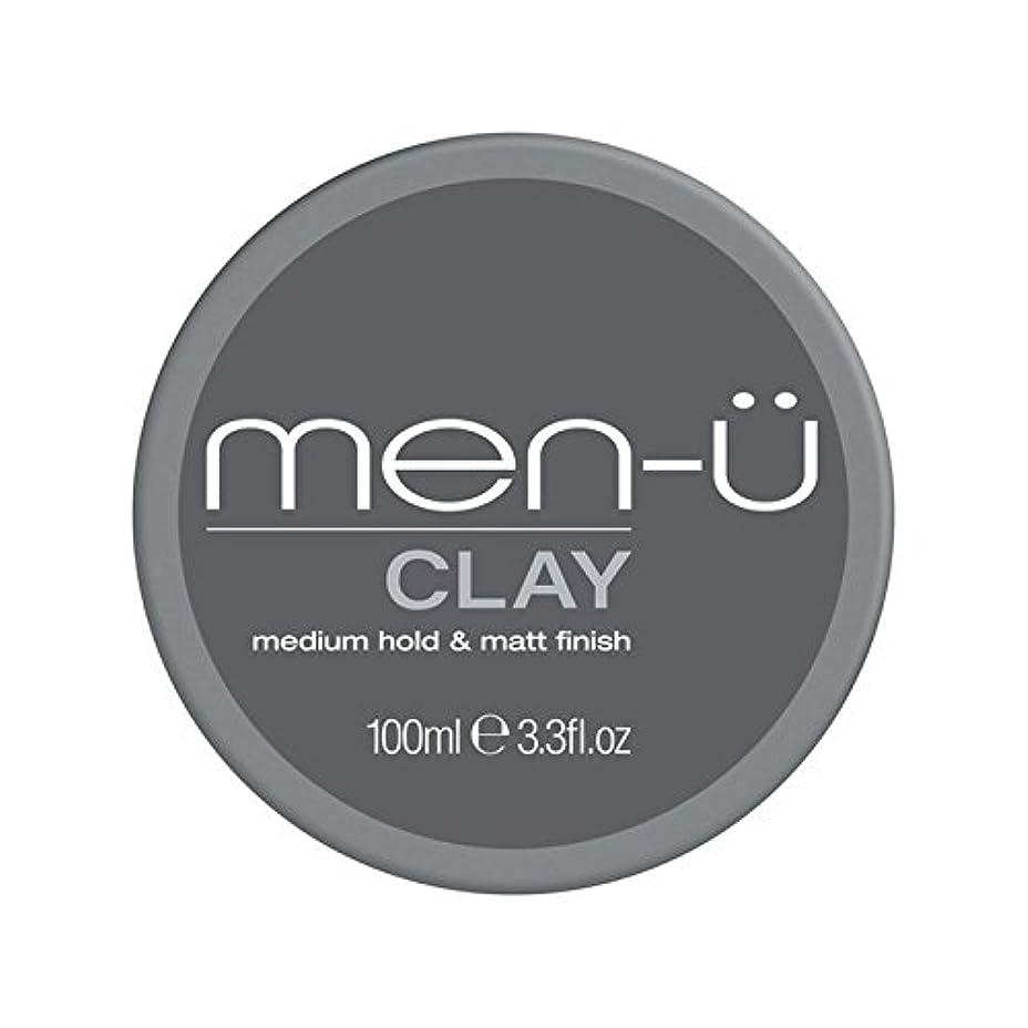 こんにちは蓮ゆりMen-? Clay (100ml) (Pack of 6) - 男性-粘土(100ミリリットル) x6 [並行輸入品]
