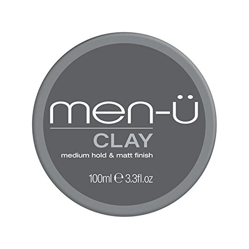 見習いバッテリーリードMen-? Clay (100ml) (Pack of 6) - 男性-粘土(100ミリリットル) x6 [並行輸入品]