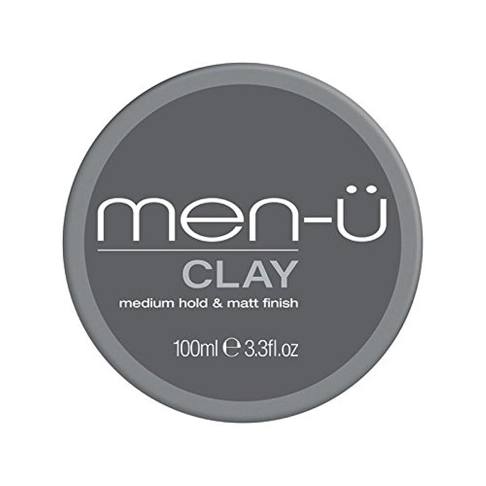 不要高価な剥離Men-? Clay (100ml) - 男性-粘土(100ミリリットル) [並行輸入品]