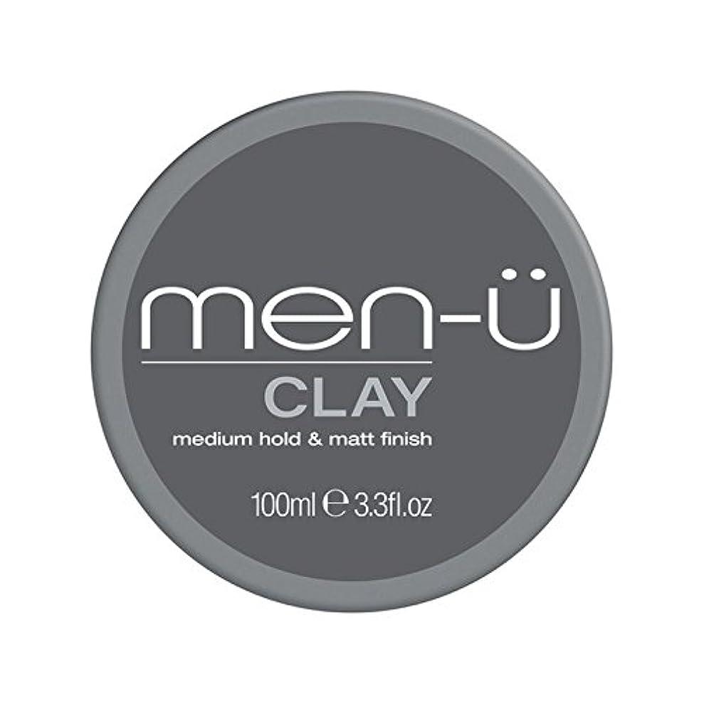 摂氏度電子プレート男性-粘土(100ミリリットル) x2 - Men-? Clay (100ml) (Pack of 2) [並行輸入品]