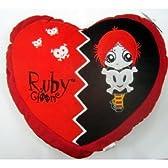 ルビーグルーム(Ruby Gloom)クッション:ルビーグルーム オフィシャルグッズ