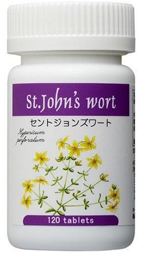 GAIA NP(ガイア・エヌピー) セントジョーンズワート(St.John's Wort) 120粒