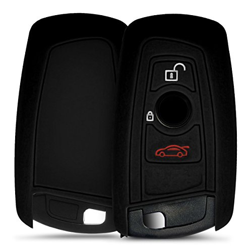 kwmobile BMW 用 ケース - シリコン キー保護...