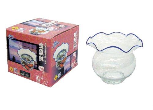 ニッソー 金魚鉢 (大)