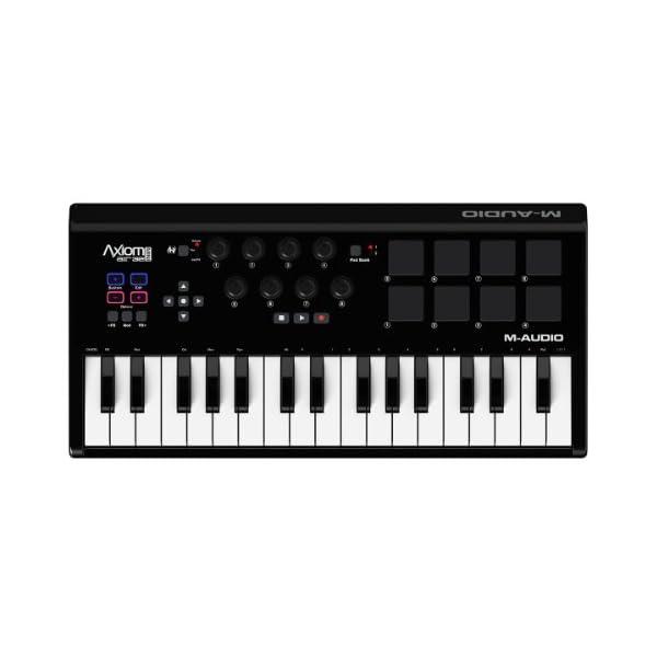 M-Audio USB MIDIキーボードコン...の紹介画像3