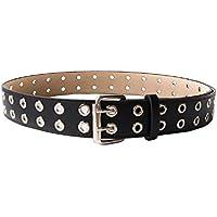 Xiang Ru Practical Decorative Double Prong Waist Belt for Men