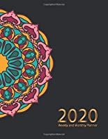 2020 Planner Weekly and Monthly: Jan 1, 2020 to Dec 31, 2020: Weekly & Monthly Planner + Calendar Views | Inspirational Quotes and Mandala Cover (2020 Creative Planners Press)