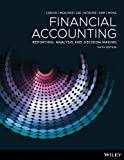 Cover of Financial Accounting: Reporting, Analysis and Decision Making, 6th Edition Hybrid