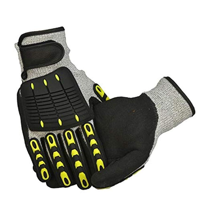 ウェイター冒険テクニカルBAJIMI 手袋 グローブ レディース/メンズ ハンド ケア X-大、オリジナルオイル&ガスの安全性への影響手袋 裏起毛 おしゃれ 手触りが良い 運転 耐磨耗性 換気性