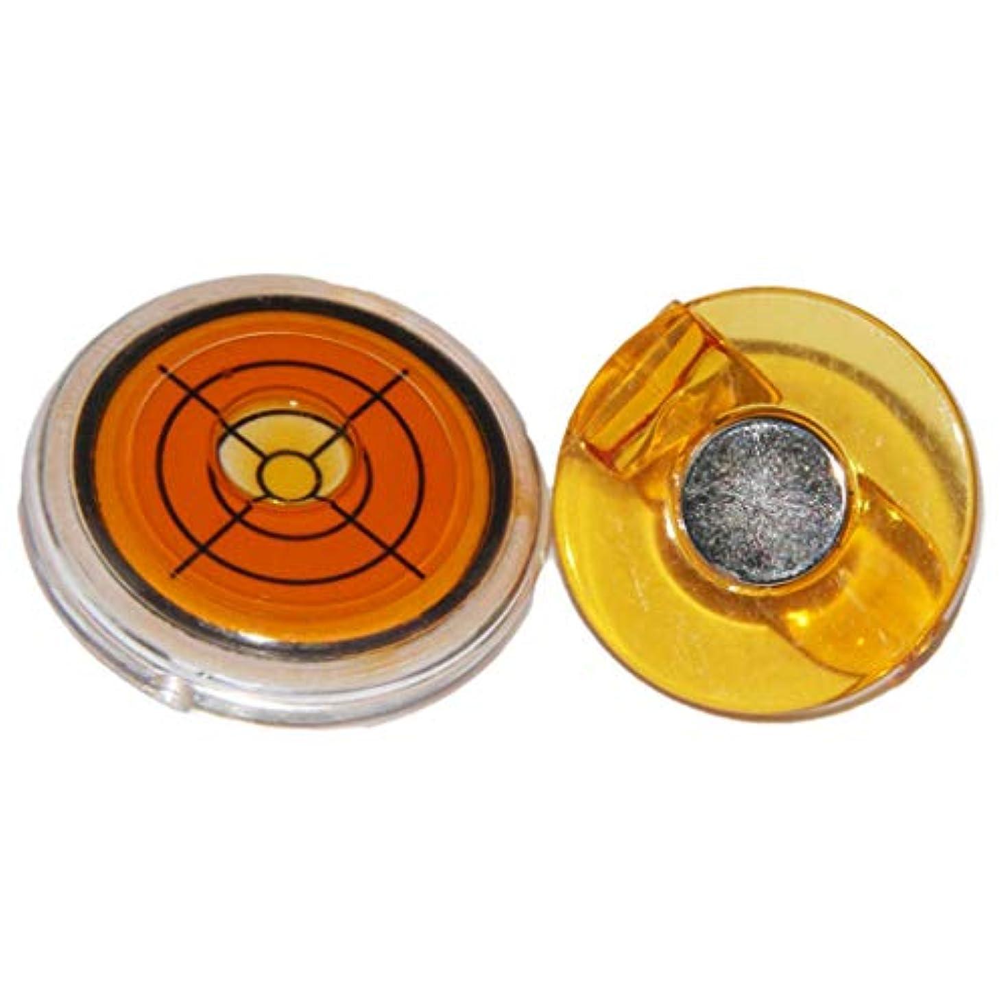 有望夢課すPerfeclan ゴルフ ツール 磁気ボールマーカー ハット クリップ アライメントツール ポータブル 全5カラー