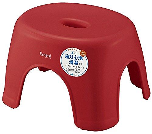 エミール 風呂椅子 20 レッド