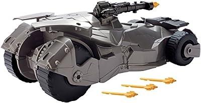 DC Comics Justice League Mega Cannon Batmobile Vehicle