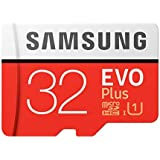 Samsung EVO Plus 32GB microSD Memory Card UHS-I U1 95MB/s with Adapter