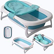 Baby Foldable Bathtub…Blue