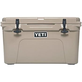 YETI(イエティ) クーラーボックス タンドラ 45qt. タン YT45T