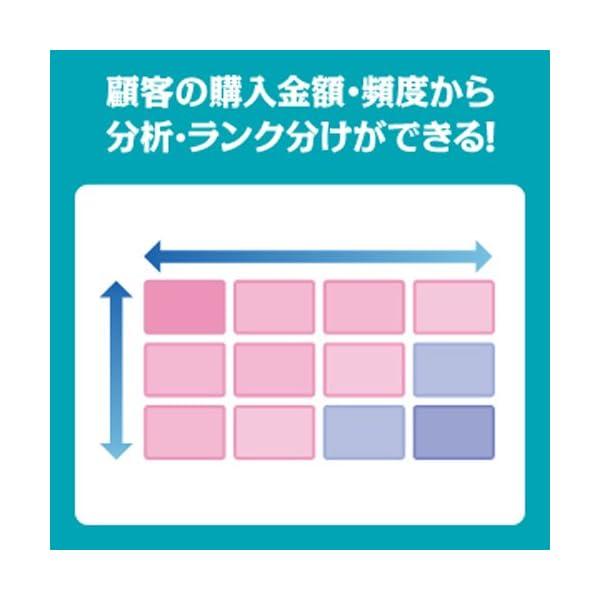 筆まめ顧客管理 Windows版の紹介画像3