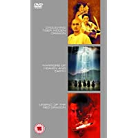 Crouching Tiger.../Warriors Of Heaven And.../Legend Of The Red... [DVD] by Jet Li
