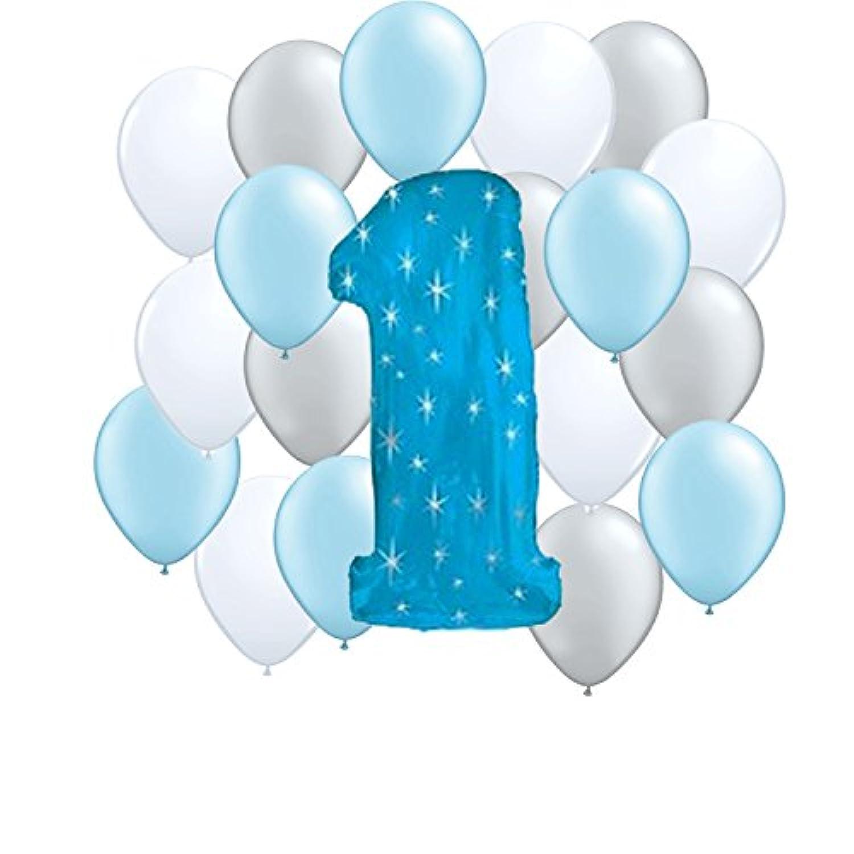 Fun to be One Boy 1st Birthday Party Balloon Kit