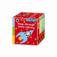 Ladybird Baby Touch: Peep Through Little Library