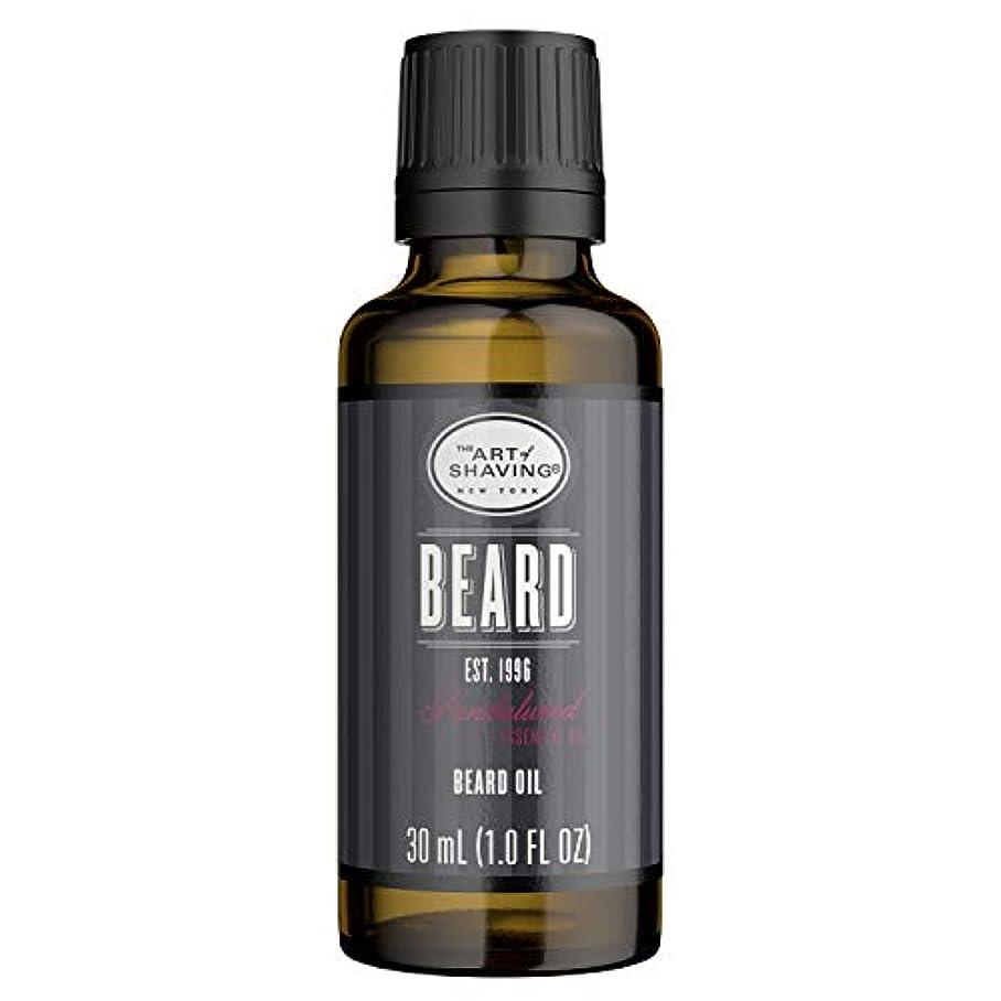 聴く租界存在アートオブシェービング Beard Oil - Sandalwood Essential Oil 30ml/1oz並行輸入品