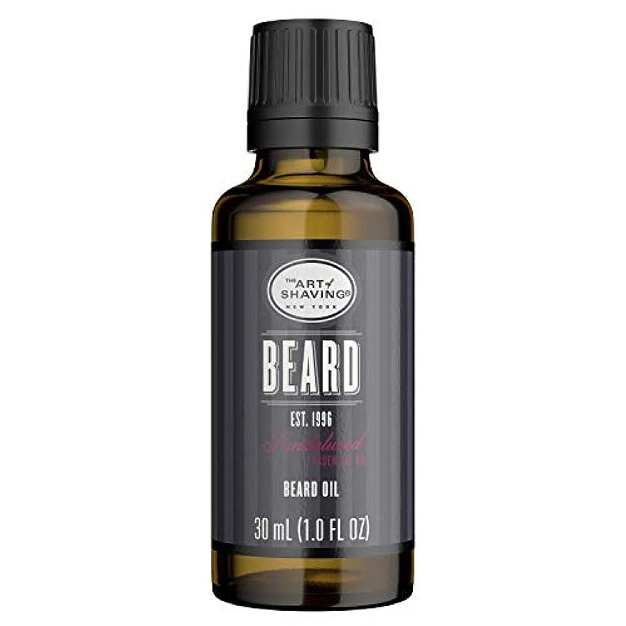 裕福なパトロールプロフィールアートオブシェービング Beard Oil - Sandalwood Essential Oil 30ml/1oz並行輸入品