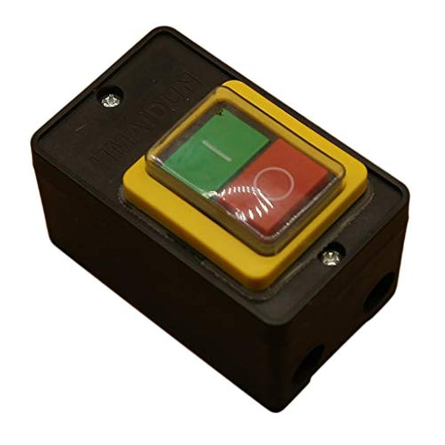 場合住所センターCUTICATE 6A防水オン/オフスタートストッププッシュボタンスイッチ工作機械新しい