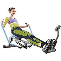 H-TRAINING ローイングマシーン Rowing machine Rower 連携 有酸素運動 トレーニング 筋力アップ 肉体改造 ER010(海外直送品)