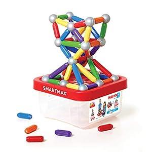 スマートマックス 磁石 おもちゃ ビルド ケース入りラージセット 70ピース 正規品