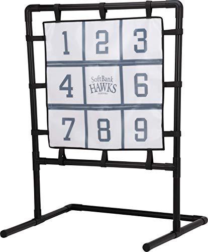 SoftBank HAWKS (ソフトバンクホークス公式) 野球 ストラックアウト マジックピッチング くっつき抜群 ボール12個入り