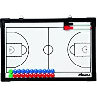 ミカサ バスケットボール作戦盤 フルコート/ハーフコート両面使用 ケース付 SB-B