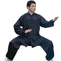 (モリマート)Morimart 太極拳服 セットアップ 武術 上下セット 太極拳 カンフー チャイナ 功夫服 中国風 拳法