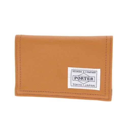 ポーター(porter)・フリースタイル・カードケース (キャメル)