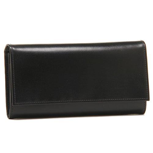 ホワイトハウスコックス 財布 WHITEHOUSE COX S1091 ZIP PURSE WALLET ブライドルレザー 長財布 BLACK[並行輸入品]