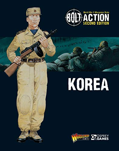 Bolt Action: Korea (English Edition)