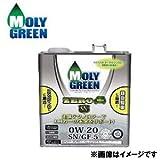 MOLYGREEN モリグリーンZERO Mini 0W20/SN/3L