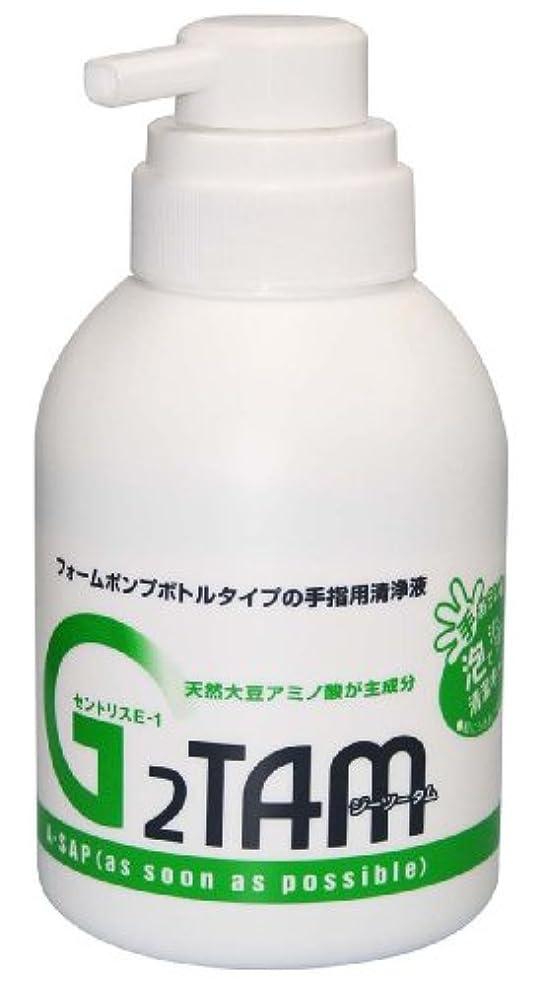 適切なシンカン生活G2TAM手指用清浄液ポンプ 500ml
