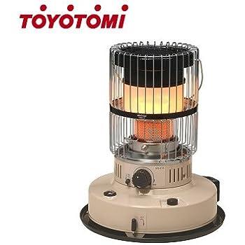 TOYOTOMI KR-47A-C ベージュ [石油ストーブ(木造11畳/コンクリート17畳まで)]