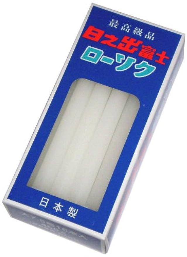 アウトドア人気の受け入れる国光産業の日之出富士ローソク 7.5号16本入 450g