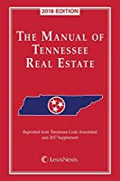 The Manual of Tennessee Real Estate 2018 Edition [並行輸入品]