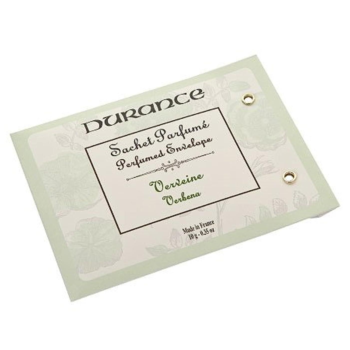 お誕生日巨大な処分したデュランス Durance エンベロープ Scent envelopes 香り袋 匂い袋 サシェ (バーベナ47507) [並行輸入品]