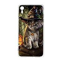 iphone XR ケース 子猫の帽子 グッズ スマホ アイフォンケース シェル ストラップ おしゃれ IMD高品質TPU かわいい かっこいい フィギュア ソフト 耐衝撃 レンズ保護 脱着簡単 指紋防止 スリム 軽量 傷防止