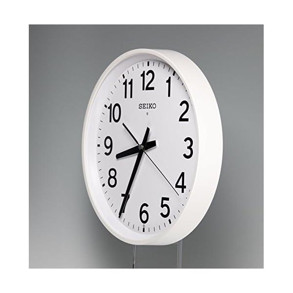 セイコー クロック 掛け時計 電波 アナログ ...の紹介画像3