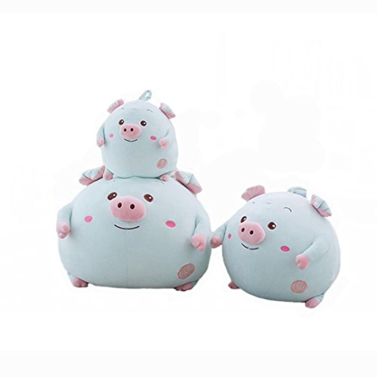 ディンカルビル要件道[XINXIKEJI] 豚 ぬいぐるみ 抱き枕 おもちゃ ぬいぐるみ 豚 ぬいぐるみ かわいい 抱き枕 ぬいぐるみ 子豚 可愛い 動物 お祝い ぬいぐるみ ふわふわ お人形 女の子 男の子 子供 女性 抱き枕 プレゼント 30CM