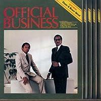 オフィシャル・ビジネス+5 (帯ライナー付国内仕様直輸入盤)
