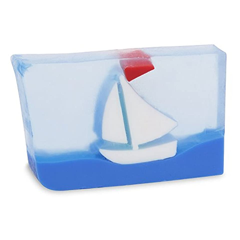 素朴な選択悩みPrimal Elements SWTOYB Toy Boat Wrapped Bar Soap44; 5.8 oz.