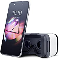 ALCATEL 6055D-2AALJP7-5 IDOL4 AL JAPAN METAL SILVER VR