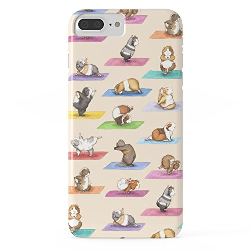 Society6 The Yoguineas Collection - Namast-hay! Slim Case iPhone 7 Plus