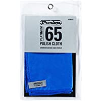 Jim Dunlop (ジム ダンロップ) P65MF12 マイクロ ファイバー クロス Platinum 65 Microfiber Cloth