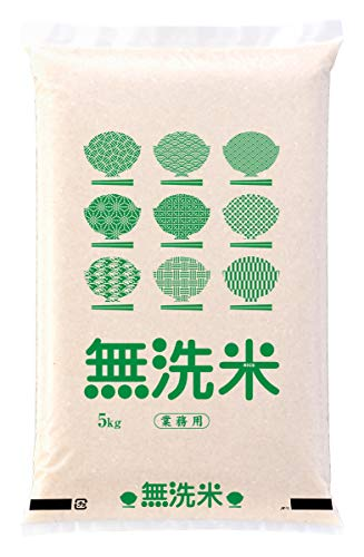 米袋 ポリ乳白 マイクロドット 業務用 無洗米 グリーン 10kg 100枚セット PD-1410